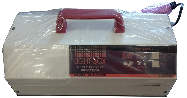 サンハヤト ライトボックス BOX-S3000   B00ZZQB3C8