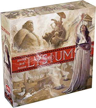 Asmodee Elysium Card Drafting Mechanics Board Game