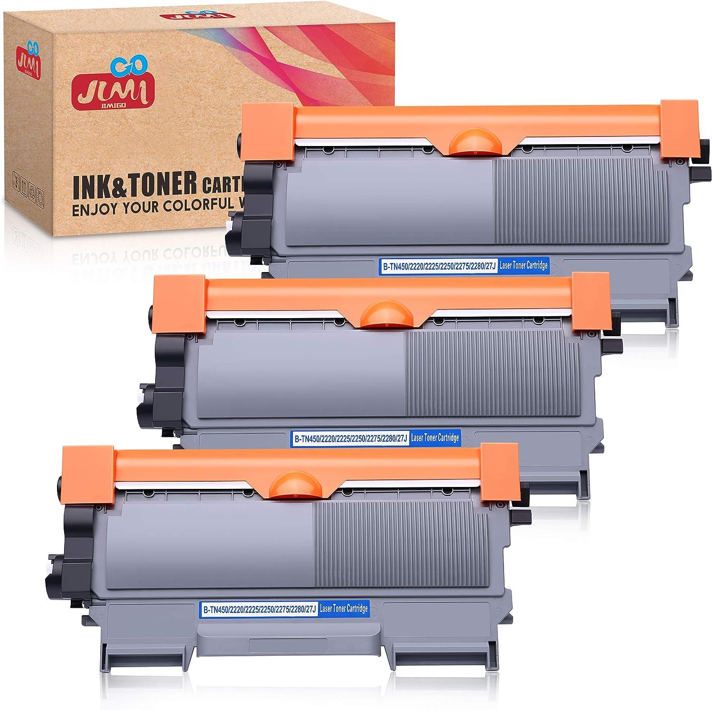 TN-420 High Yield Model TN-450 Toner Cartridge for
