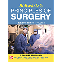 SCHWARTZ'S PRINCIPLES OF SURGERY 2-volume set 11th edition (English Edition)