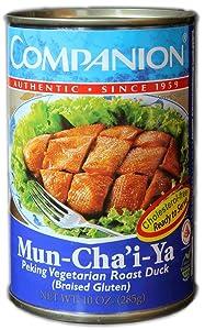 Companion - Peking Vegetarian Roast Duck, 10 oz. Can (Pack of 6)
