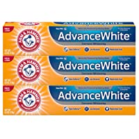 Arm & Hammer Advance White Extreme Whitening with Stain Defense, Fresh Mint, 6 oz...