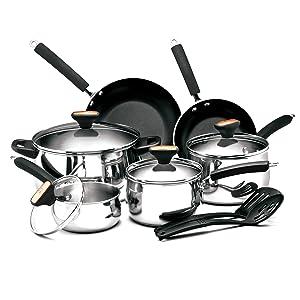 Paula Deen Stainless Steel Cookware