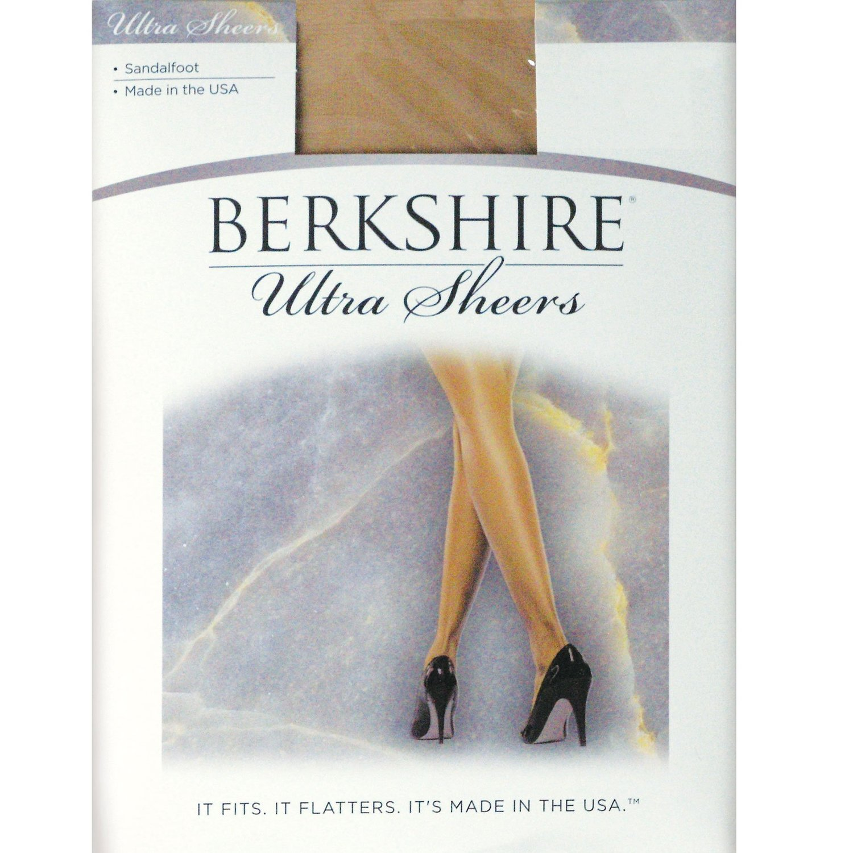 Berkshire Ultra Sheer Pantyhose..White size Medium