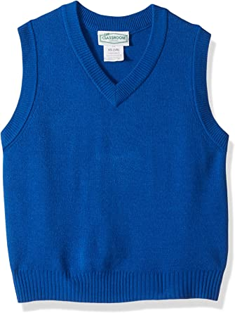 Amazon.com: Classroom School Uniforms Kids' V-Neck Sweater Vest: Clothing