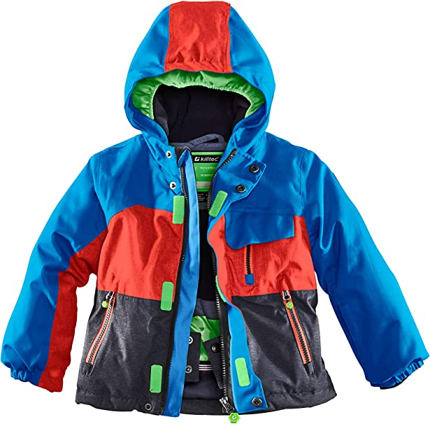 Killtec Kinder Deny Mini Skijacke
