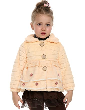 a88982ba78ec Amazon.com  Arshiner Infant Baby Toddler Girls Thickened Winter ...