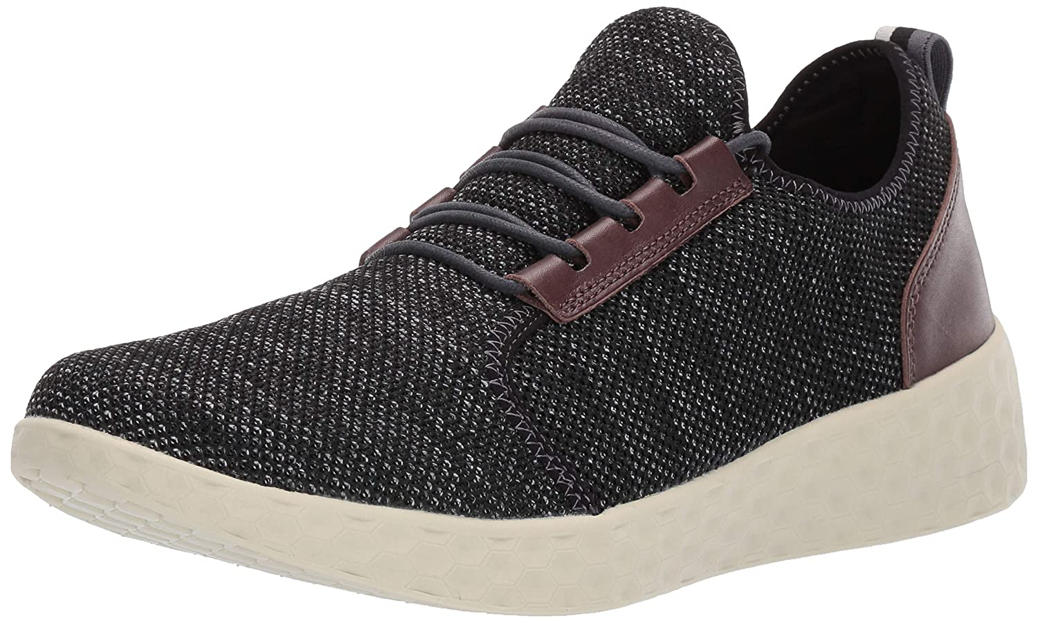 71d72a075a499 Dr. Scholl's Shoes Men's Revive Sneaker, Black eco Knit, 11 M US