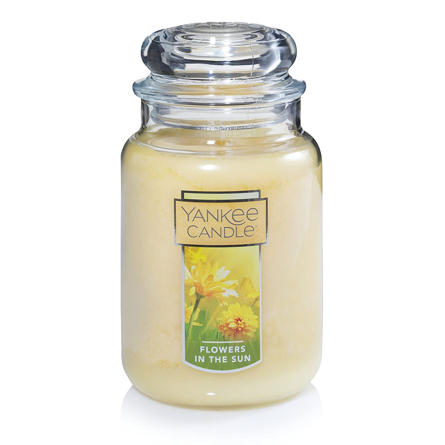 Yankee Candle Large Jar Candle Flowers in the Sun