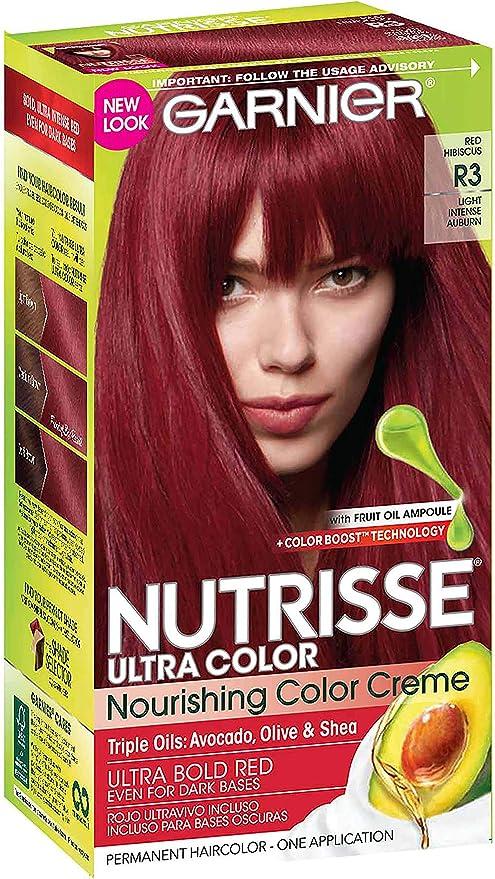 Garnier Nutrisse Ultra Color Ultra Intense Red for Darker ...