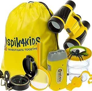 amazon com adventure exploration kid kit early learning