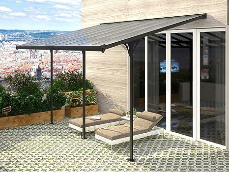 habitatetjardin Pergola Lucia - 4.96 x 3.05 m - 15 m²: Amazon.es: Jardín