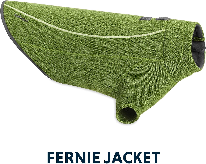 ruffwear fernie strick-fleece-jacke