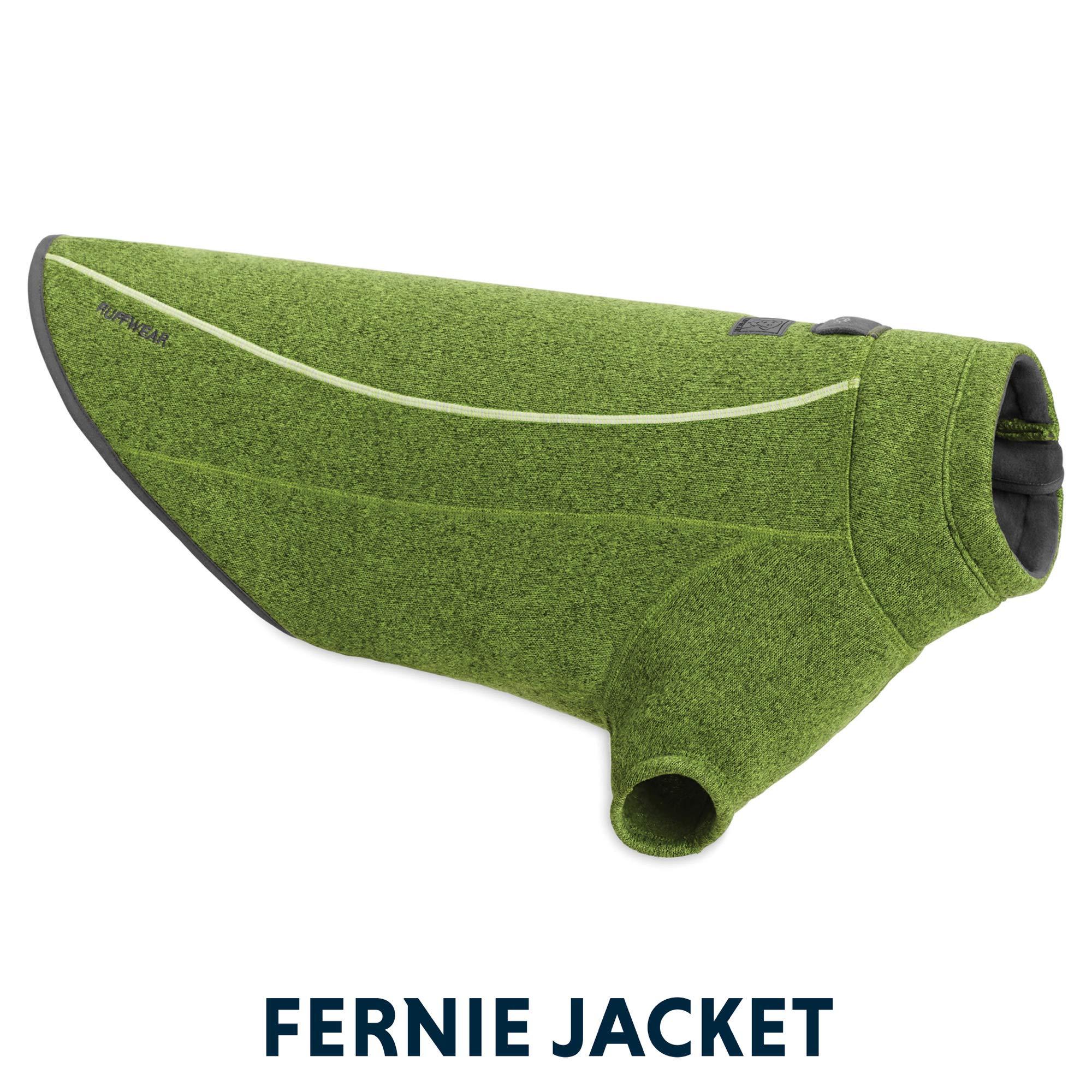 RUFFWEAR - Fernie, Hemlock Green, Small