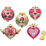 Gashapon Sailor Moon Transforming Compact Set