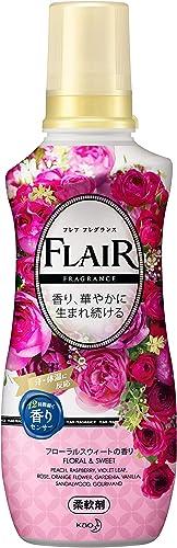 花王株式会社 フレア フレグランス フローラル&スウィートの香り 本体 570ml