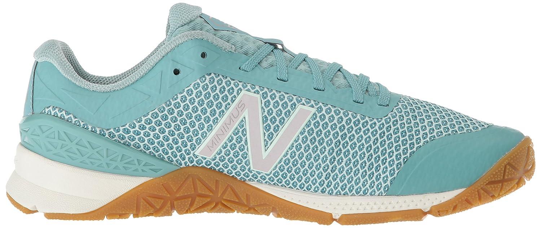 New Balance Women's 40v1 Minimus Cross Trainer B075R81FV2 9 D US|Blue
