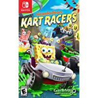 Game Mill Nickelodeon Kart Racers Nintendo Switch One Size Multi
