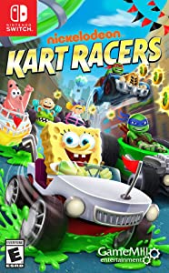 Nickelodeon Kart Racers - Nintendo Switch