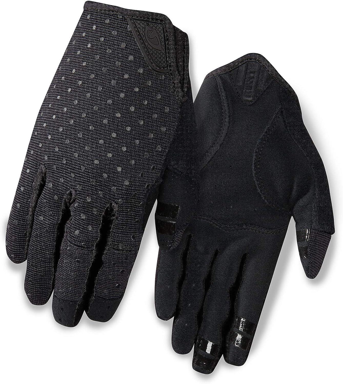 Giro LA DND Ladies MTB Mountain Bike Gloves 2019 Black Dots size S NEW w//tags