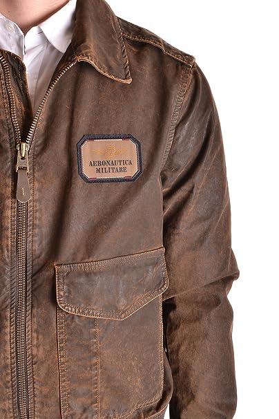 Aeronautica Militare - Chaqueta - para hombre marrón 52 : Amazon.es: Ropa y accesorios