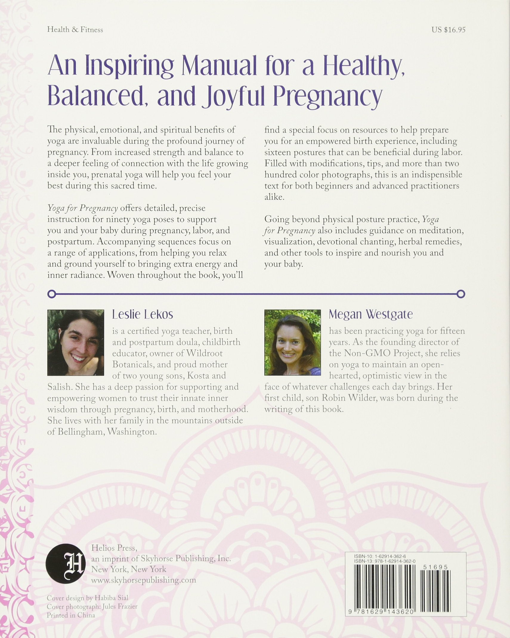 Yoga For Pregnancy: Poses, Meditations, and Inspiration for ...