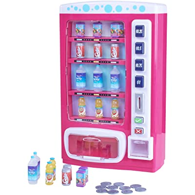 """myLife Brand Products My Life As 29 Piece Doll Vending Machine Set for 18"""" Dolls: Toys & Games"""