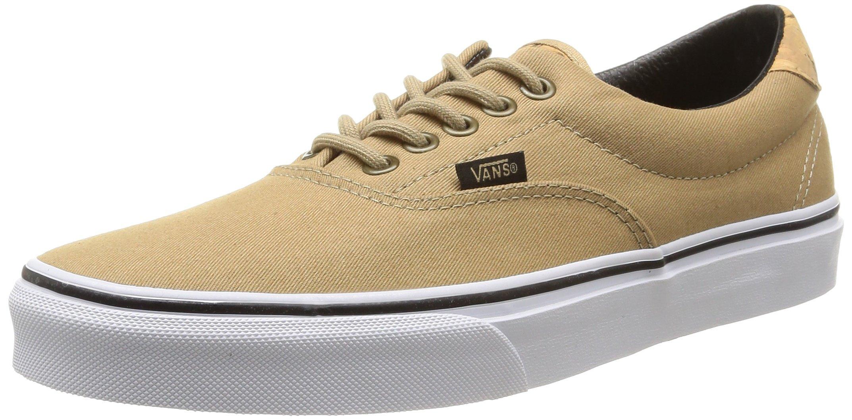 69b799fb8bf Galleon - Vans Unisex Era 59 Cork Twill Incense Skate Shoe (5.5 D(M ...