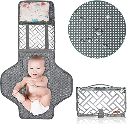 FACTORY SECONDS SALE Travel Changing Mat Waterproof Baby Mini Portable Bag