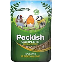 Peckish Complete All Season Wild Bird Seed Mix, 12.75 kg