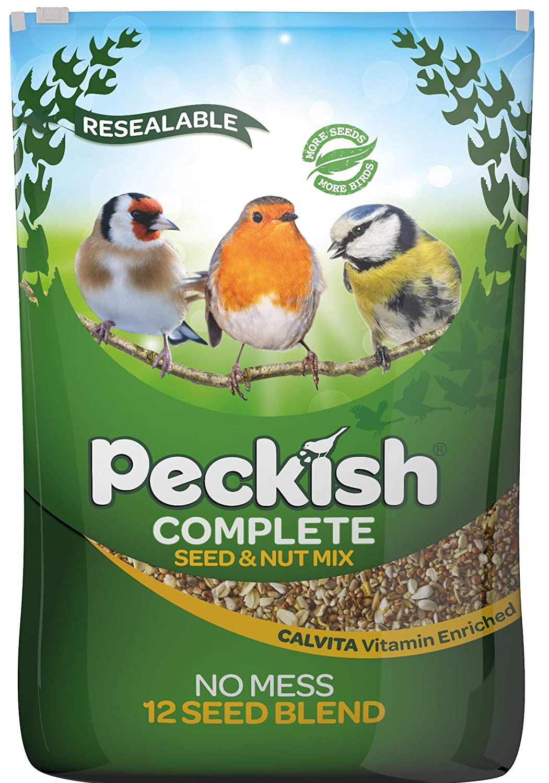Peckish complète toutes saisons pour oiseaux sauvages de mélange de graines, 12.75kg Mélange de graines - 2 kg 2 kg Westlands Horticulture Ltd