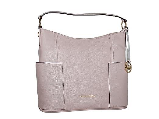 866b5c7c653b9 MICHAEL Michael Kors LARGE Anita Convertible Women s Shoulder Leather  Handbag