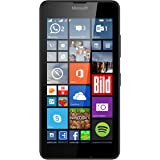Microsoft Lumia 640 LTE Dual Sim 8GB 4G Negro - Smartphone (SIM doble, Windows Phone, MicroSIM, GSM, WCDMA, LTE)