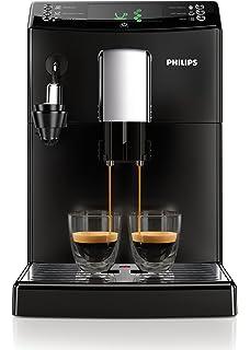 Philips Cafetera Espresso súper automática HD8832/01, 1850 W, 2 Cups, plástico