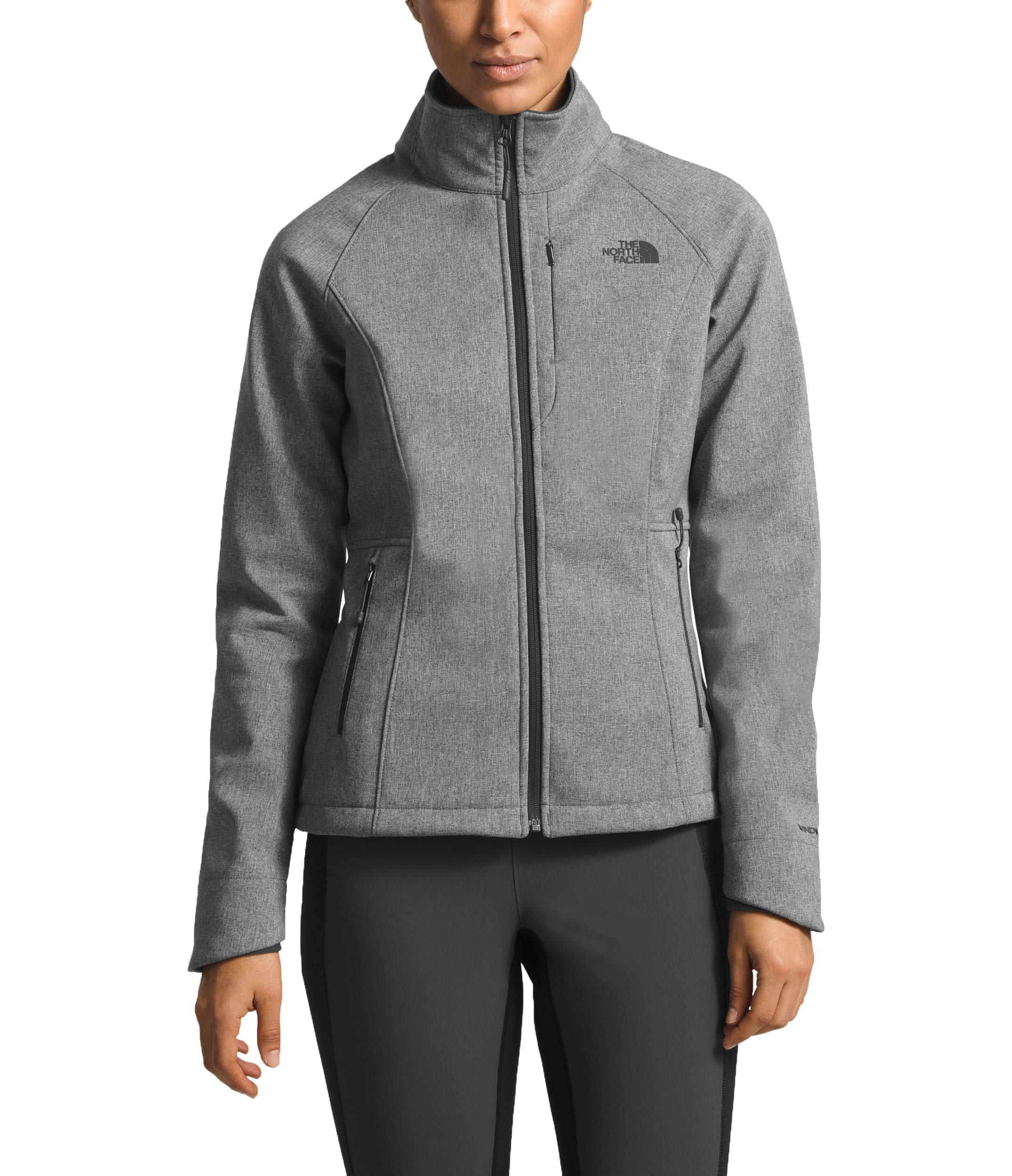 The North Face Apex Bionic 2 Jacket - Women's TNF Medium Grey Heather 2X-Large