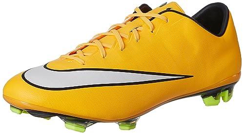 b8fd421c8b8 Nike Men s Mercurial Veloce II Fg Laser Orange