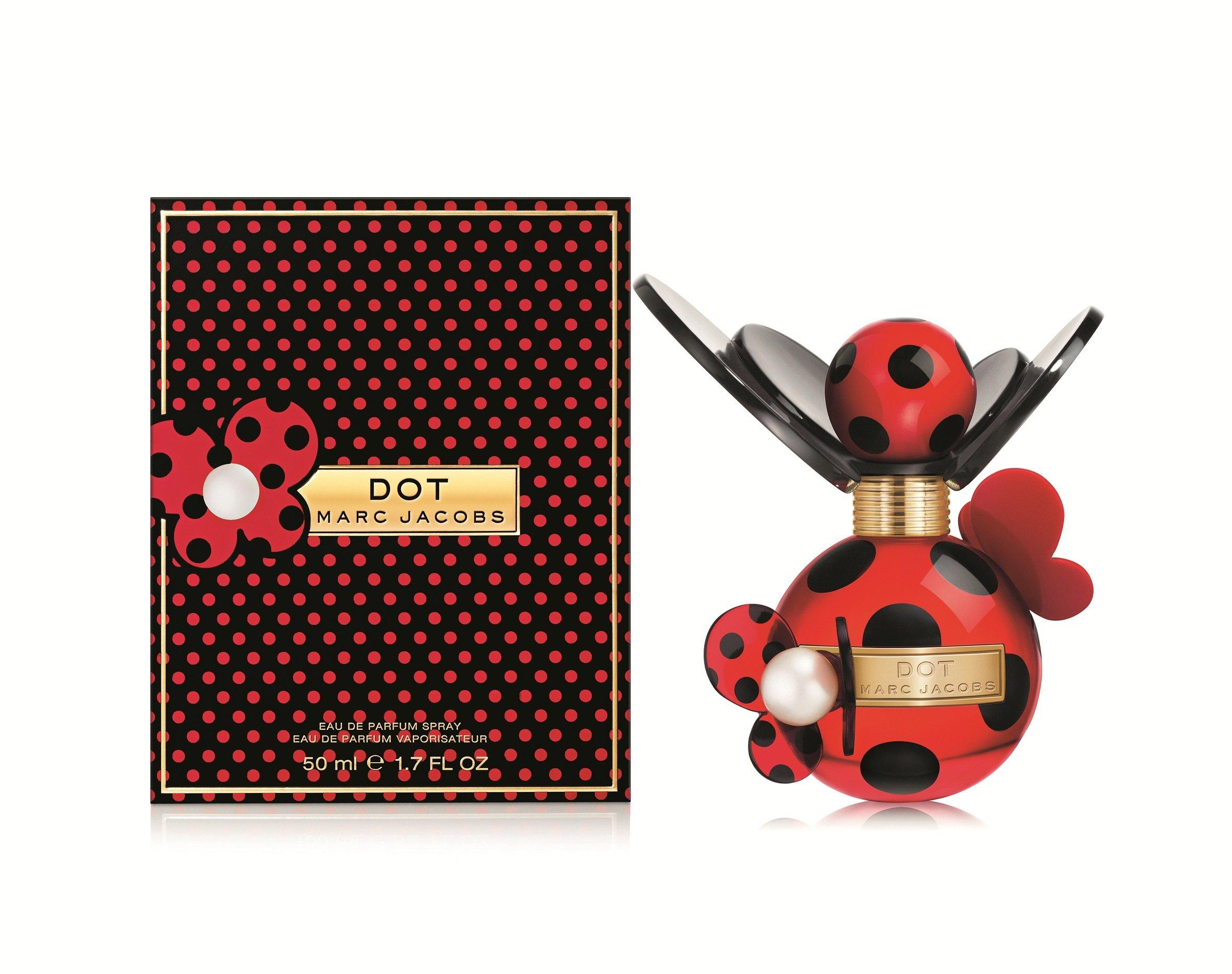 Marc Jacobs Dot Eau de Parfum Spray for Women, 1.11 Ounce