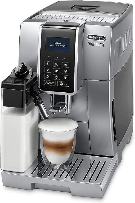 Amazon.com: DeLonghi ECAM35075S - Cafetera con diseño de puf ...