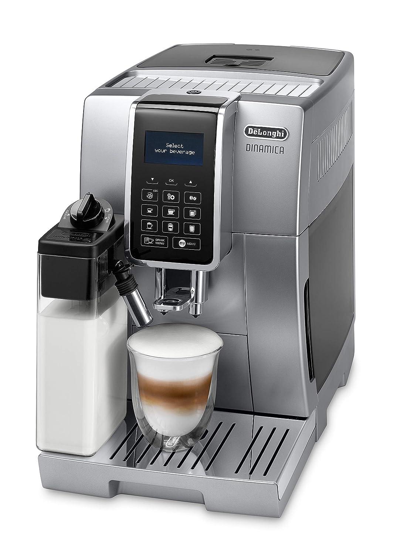 DeLonghi ECAM 350.75.S Cafetera (Independiente, Máquina de café en ...