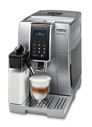 DeLonghi ECAM 350.75.S Cafetera (Independiente, Máquina de ...