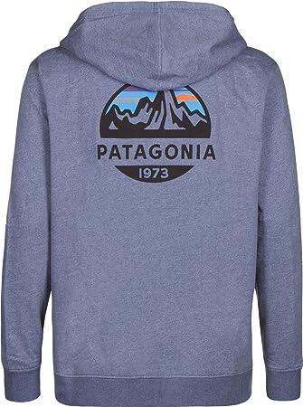 Patagonia Ms Fitz Roy Scope LW Full-Zip Sudadera de Pesca, Hombre