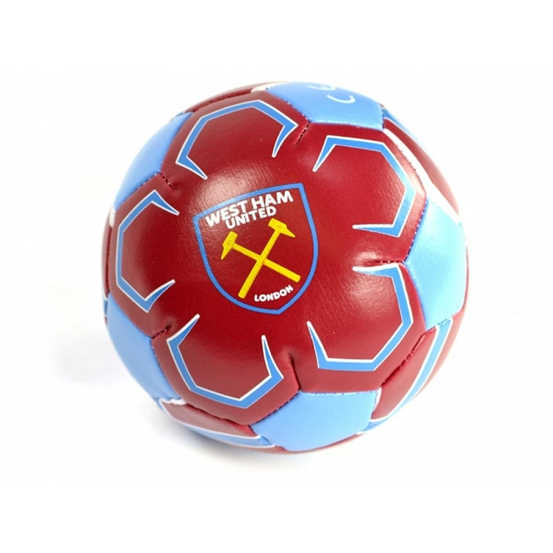 West Ham FC - Balón de fútbol mini oficial de West Ham FC (Mini ...