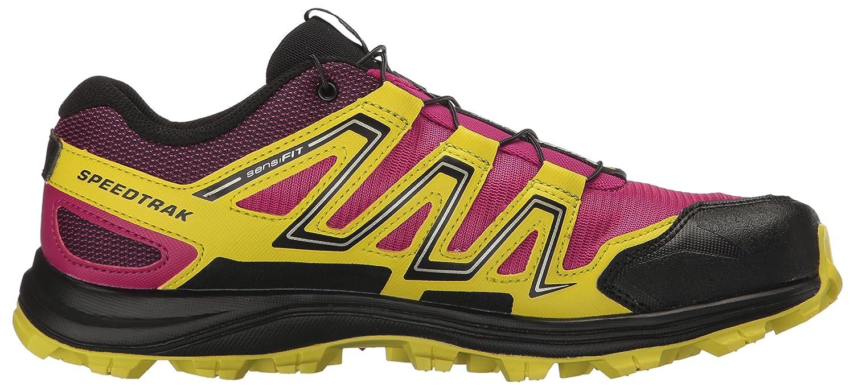 Trail EU Sulphur de 45 Salomon Speedtrak Zapatillas Running Sangria W 3 Black Spring 1 Rojo Mujer para vUxIwqa