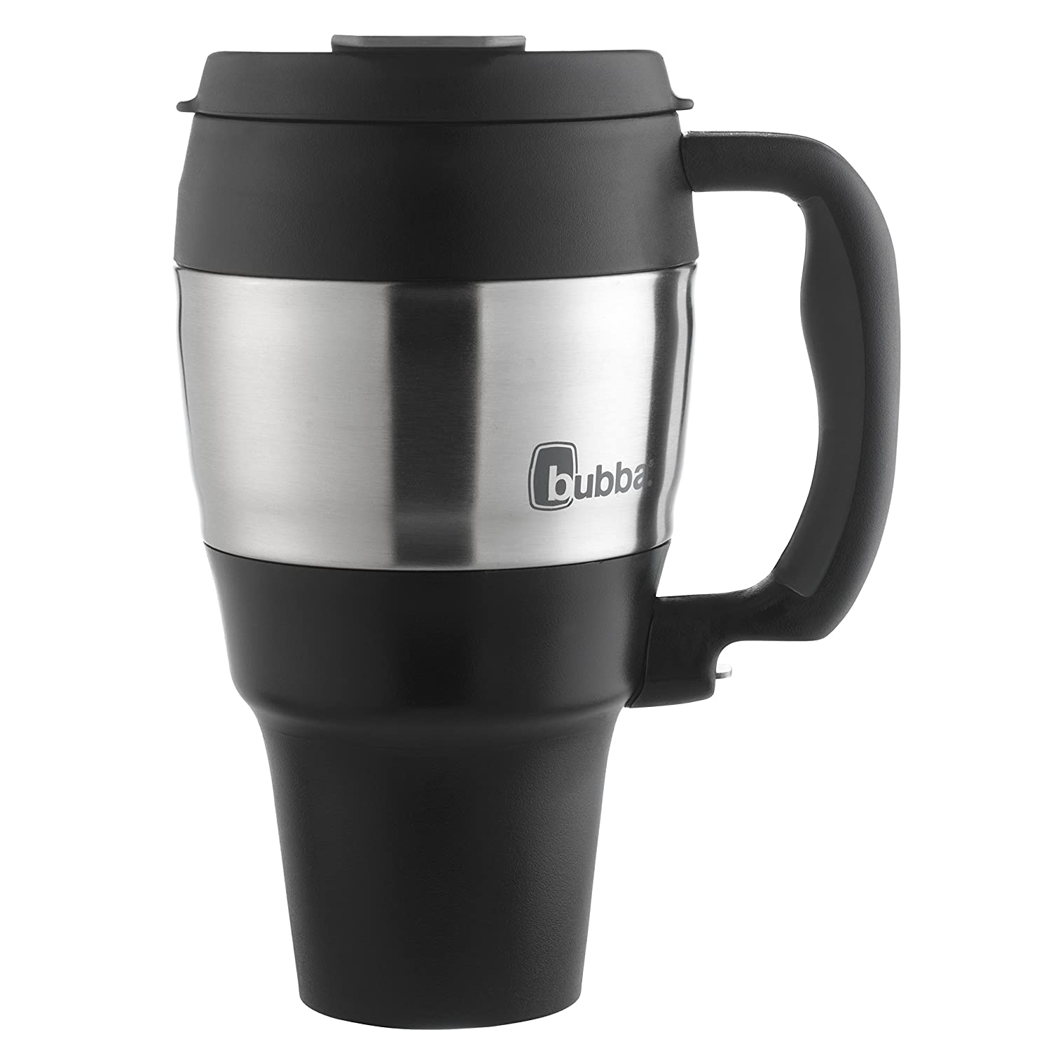 bubba brands classic insulated travel mug 34 oz black. Black Bedroom Furniture Sets. Home Design Ideas