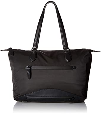 Cole Haan Zero Grand Nylon Tote Bag, Black: