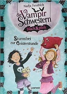 Die Vampirschwestern Black Pink Halbvampire Wider Willen