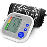 Duronic BPM080 Intelligent Medically Certified Compact Fully Automatic Upper Arm Blood Pressure Monitor with 2 Years Warranty