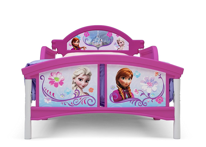 Delta Children Frozen Cama Primera Infancia, Rosa: Amazon.es: Hogar