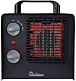 ​Dr Infrared Heater DR-838 Family Red Ceramic Space Heater with Adjustable Thermostat