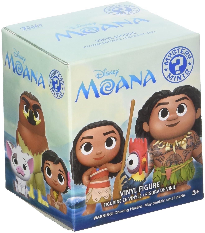 Funko Mystery MINIS: Moana (One Figure per Purchase)